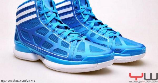 mirada detallada nuevo diseño descubre las últimas tendencias Foot Fancy Review: adidas adiZero Crazy Light   SLAM