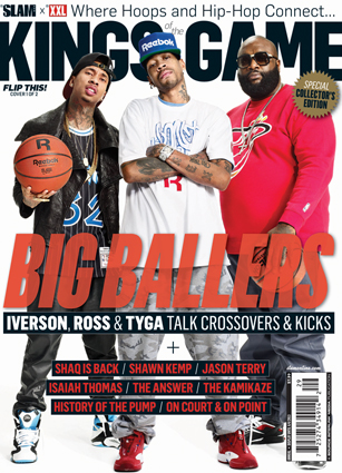 SLAM and XXL Present KINGS OF THE GAME