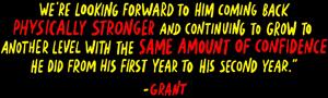 #chris grant quote