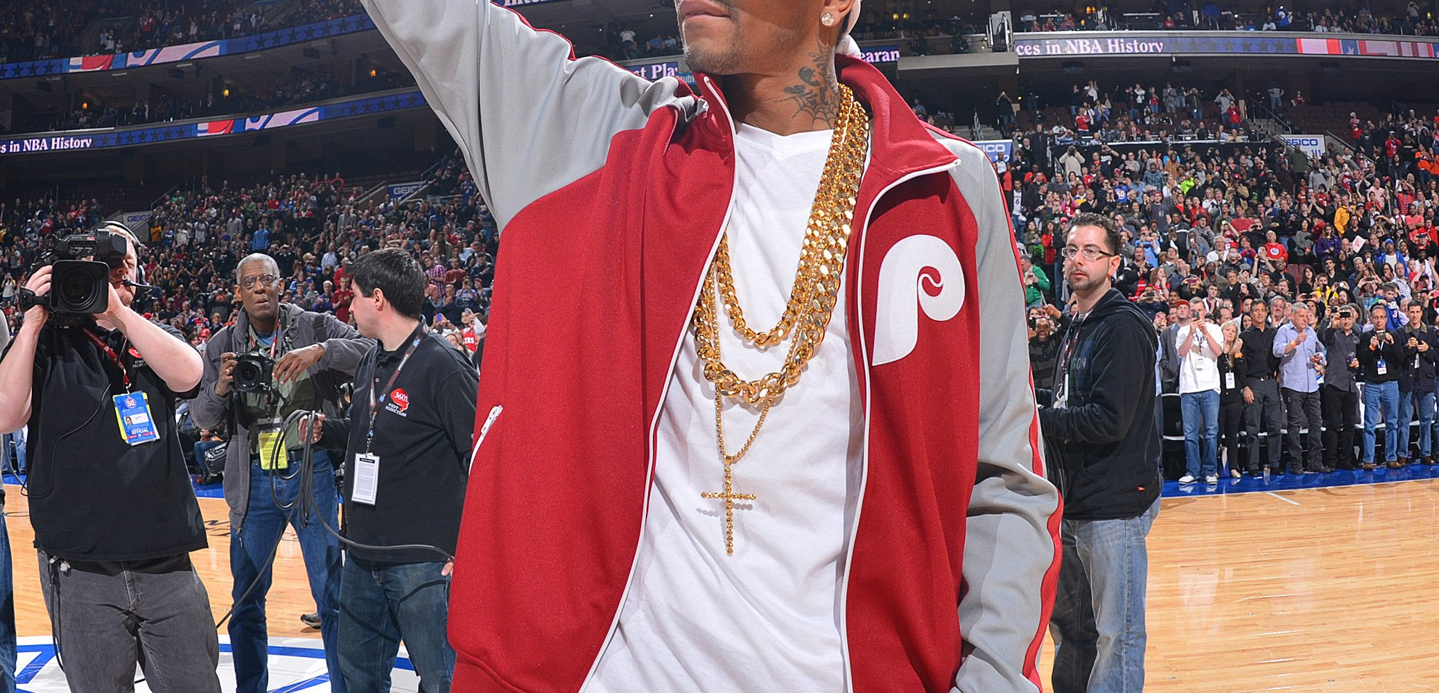 Allen Iverson Has Retired