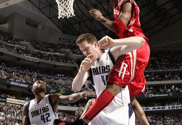 Tracy McGrady Dunks On Shawn Bradley