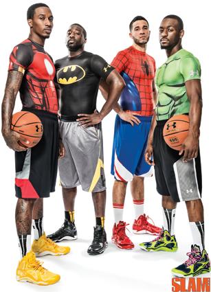 #Under Armour Basketball