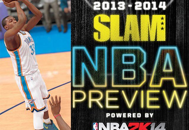SLAM NBA Preview