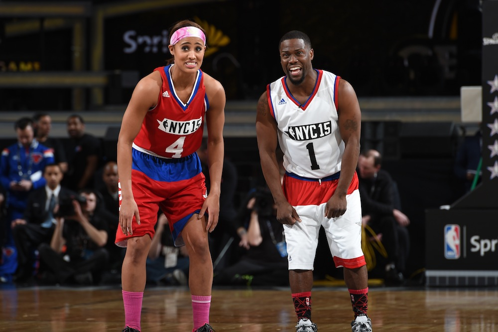Kevin Hart Wins Fourth Straight Mvp In 2015 Celebrity Game