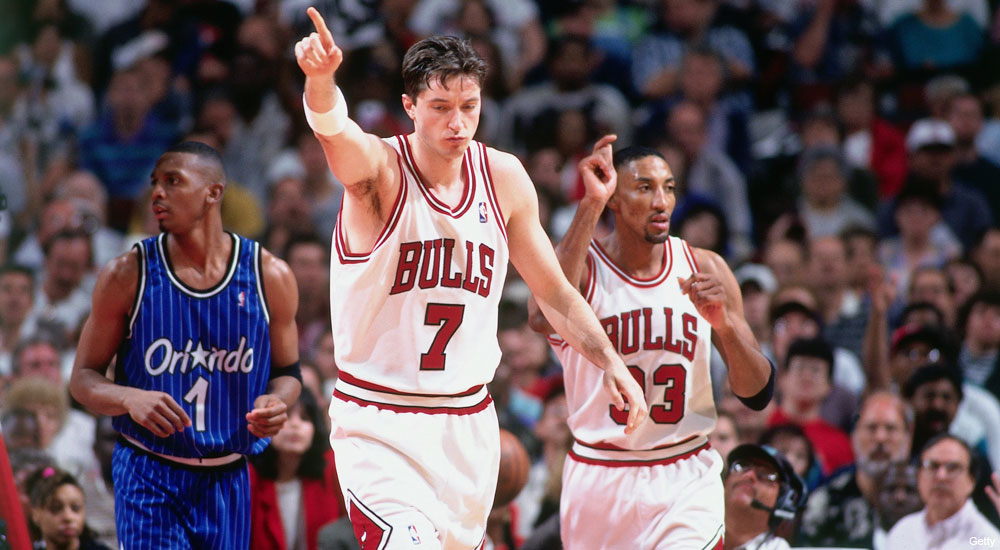 Hoop Dreams: The Relentless Drive Of Toni Kukoc