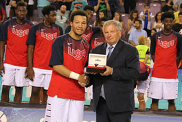 Jalen Brunson Named 2015 USA Basketball Male Athlete of the Year   SLAM