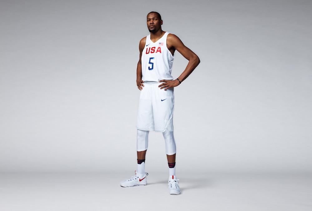 Nike Unveils USA Basketball Jerseys for 2016 Olympics (PHOTOS ...