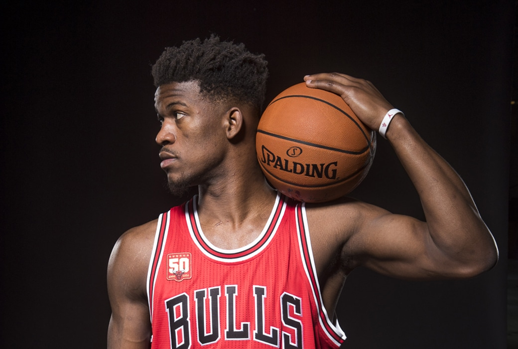 jimmy butler slam 197