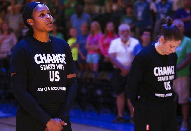 maya moore wnba protests