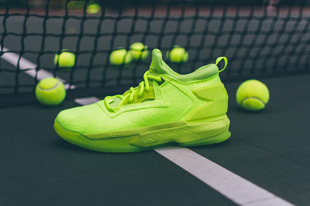 adidas D Lillard 2 'Tennis Ball' | SLAM