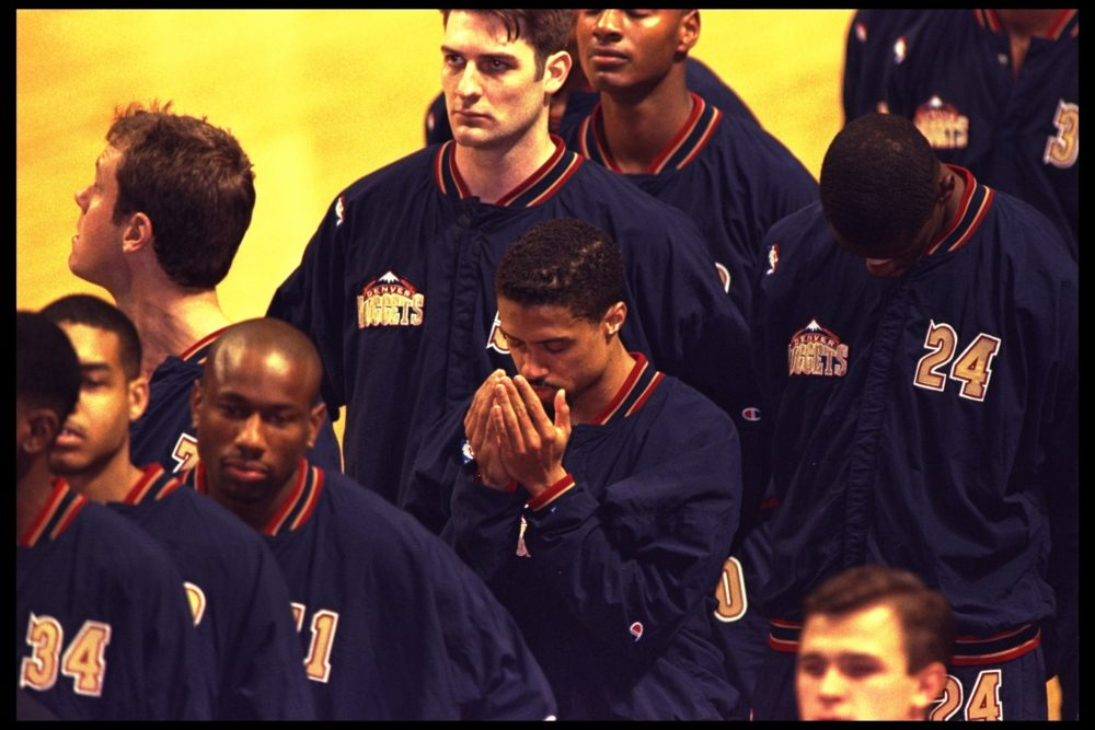 Mahmoud Abdul-Rauf Believes He Was Blackballed for Refusing to Stand for U.S. Flag | SLAM