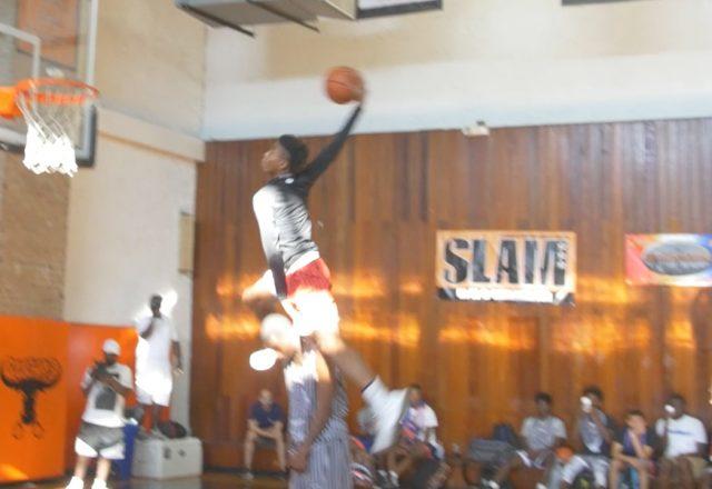 big strick classic dunk contest