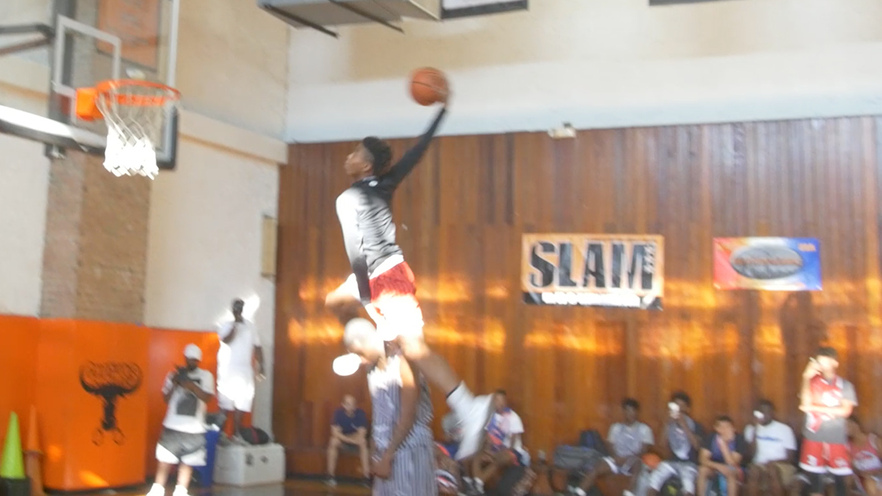 big strick classic dunk contest