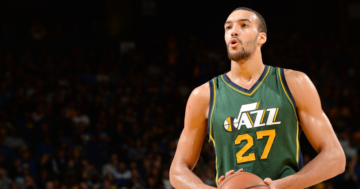 Rudy Gobert Top 50