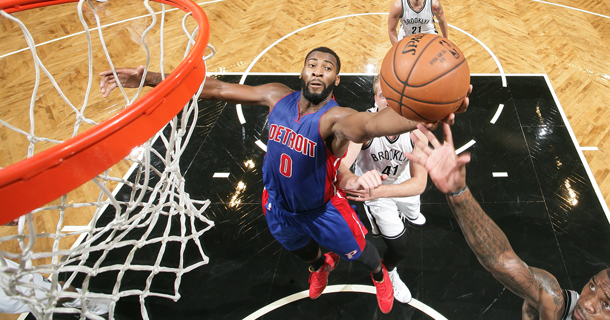 andre drummond slam top 50