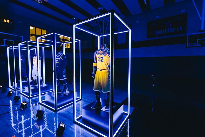 michigan basketball jordan brand uniforms