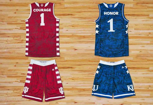 adidas kansas indiana uniforms