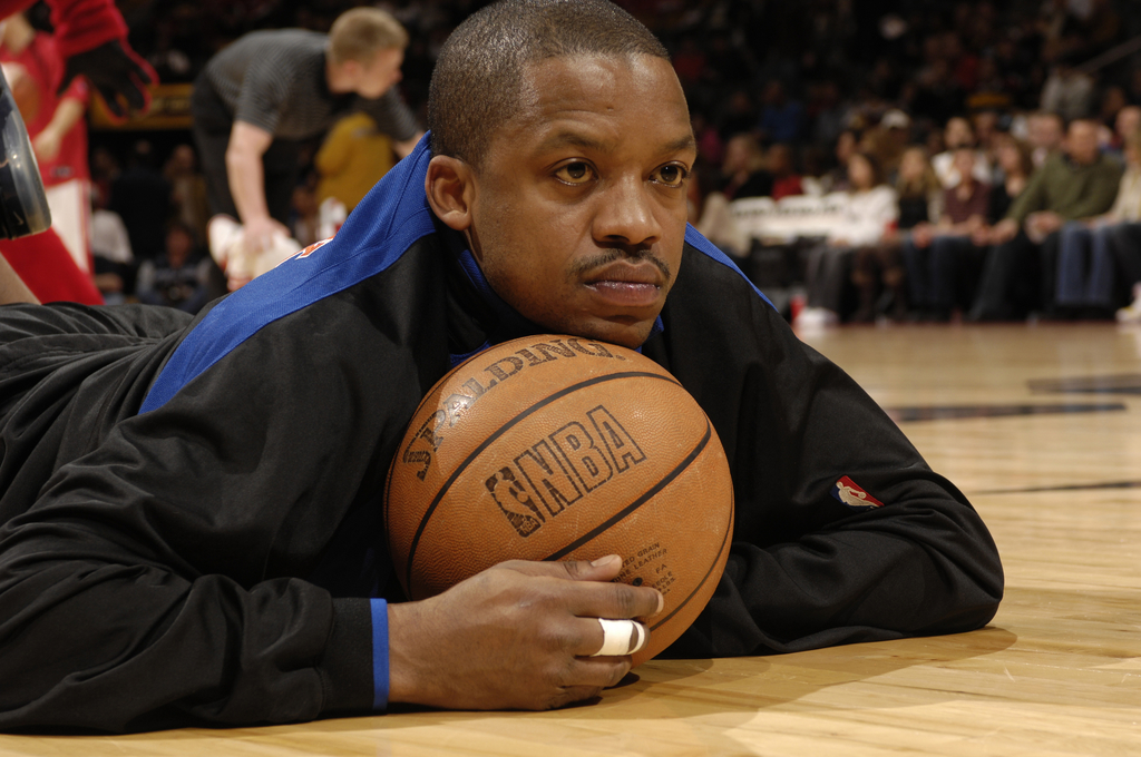 Steve Francis Charged With Threatening A Police Officer