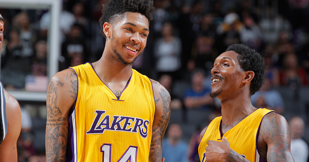 brandon ingram lou williams