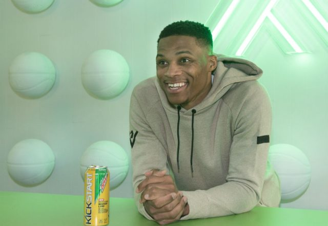 Russell Westbrook Mountain Dew