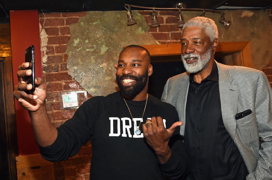 Baron Davis Julius Erving Pepsi Uncle Drew