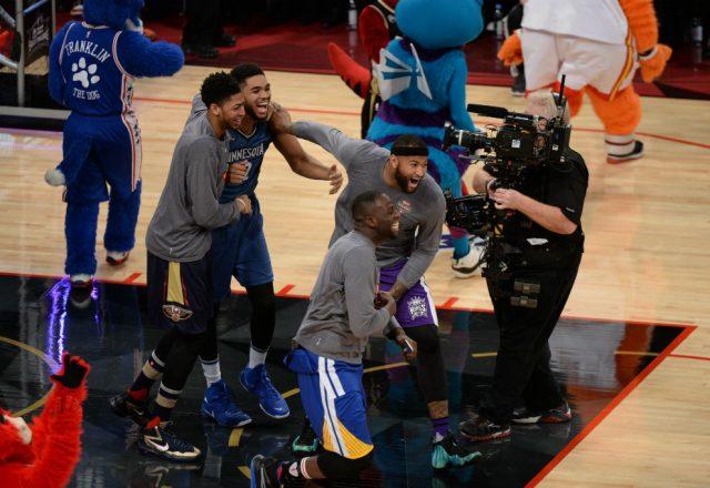 NBA Skills Challenge 2016
