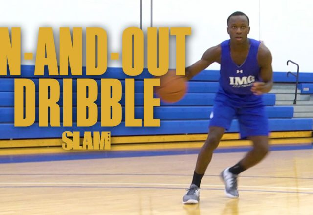 in-and-out dribble