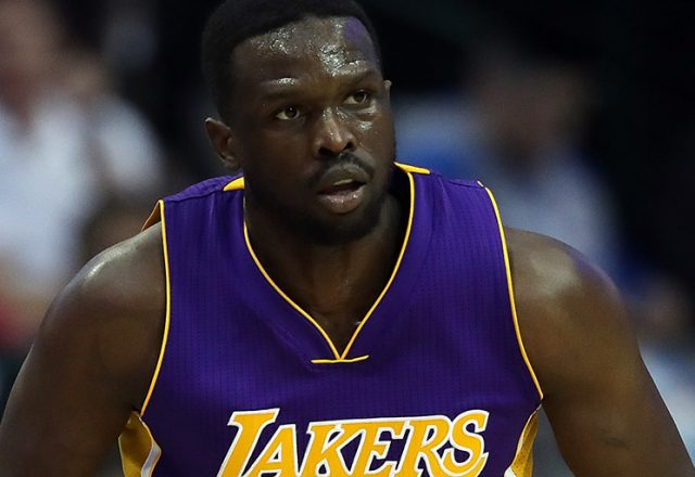 luol deng trade buyout lakers