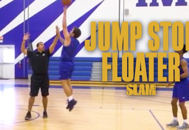 jump stop floater