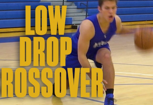 low-drop crossover