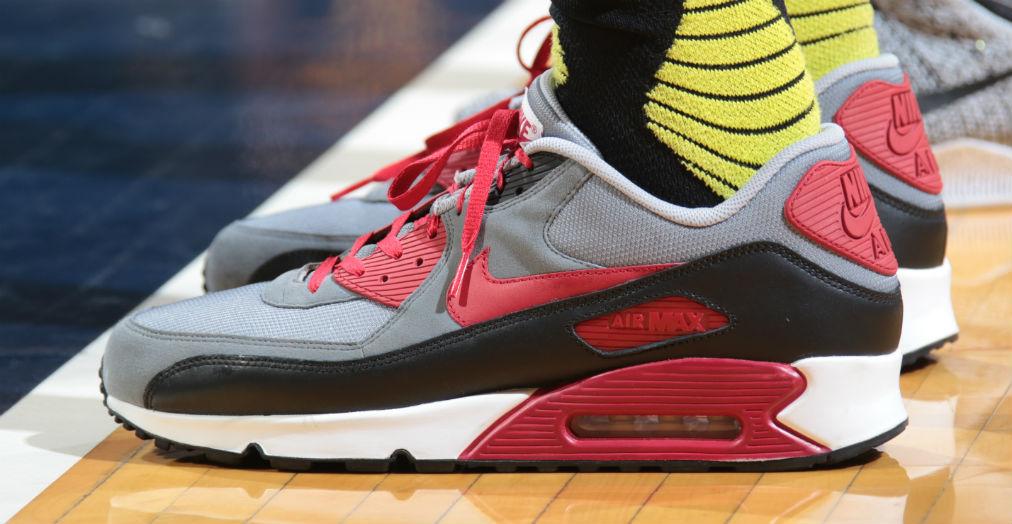 The Best Nike Air Max 90 Colorways Thabo Sefolosha Wore