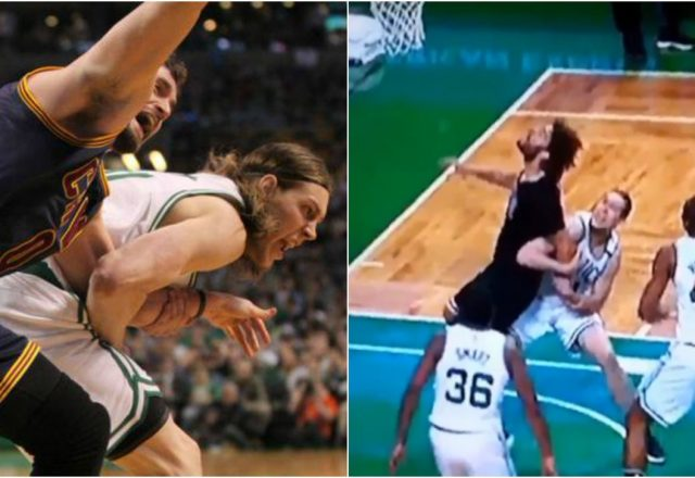kelly olynyk arm lock
