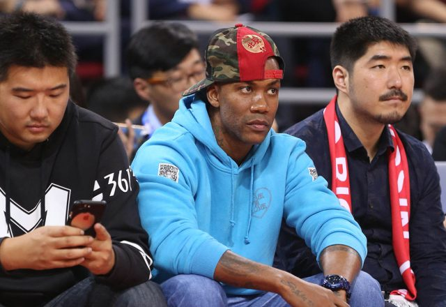 stephon marbury Beijing Ducks