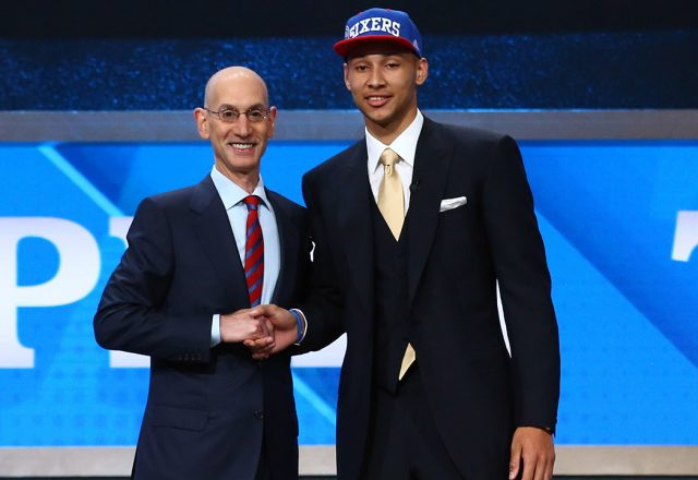 adam silver one and done