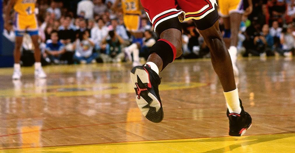 Michael Jordan Wore in the NBA Finals