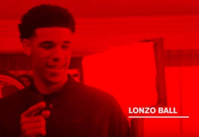Lonzo Ball