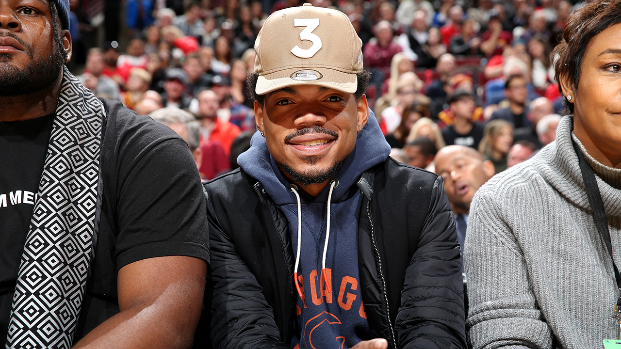 chance the rapper lebron