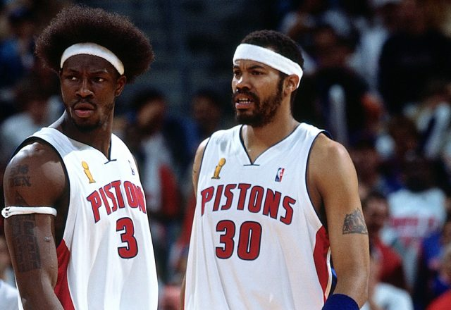 rasheed wallace pistons