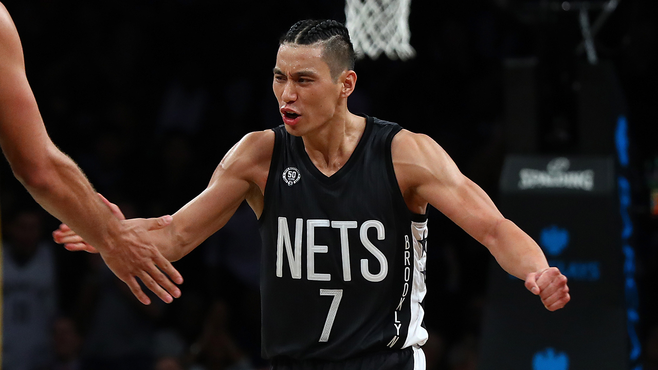 jeremy lin nets playoffs