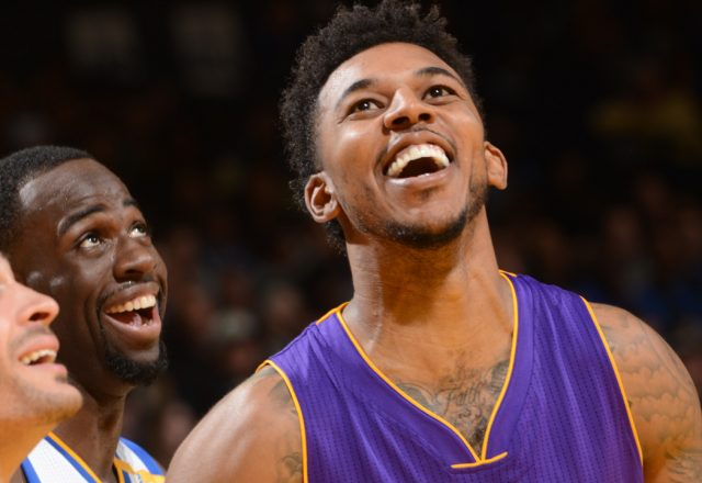 nick young warriors