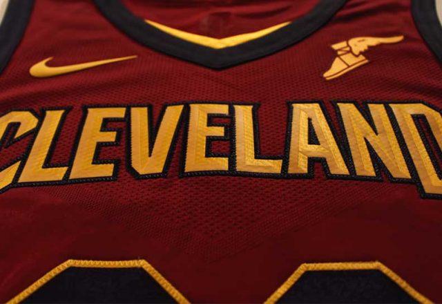 cavaliers nike uniforms