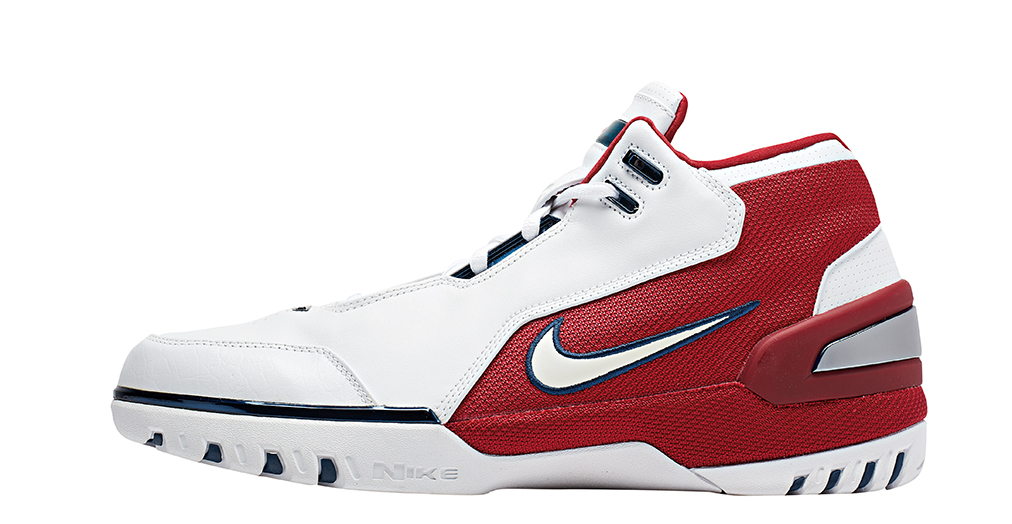 Top 20 Basketball Sneakers of the Past 20 Years: Nike Air