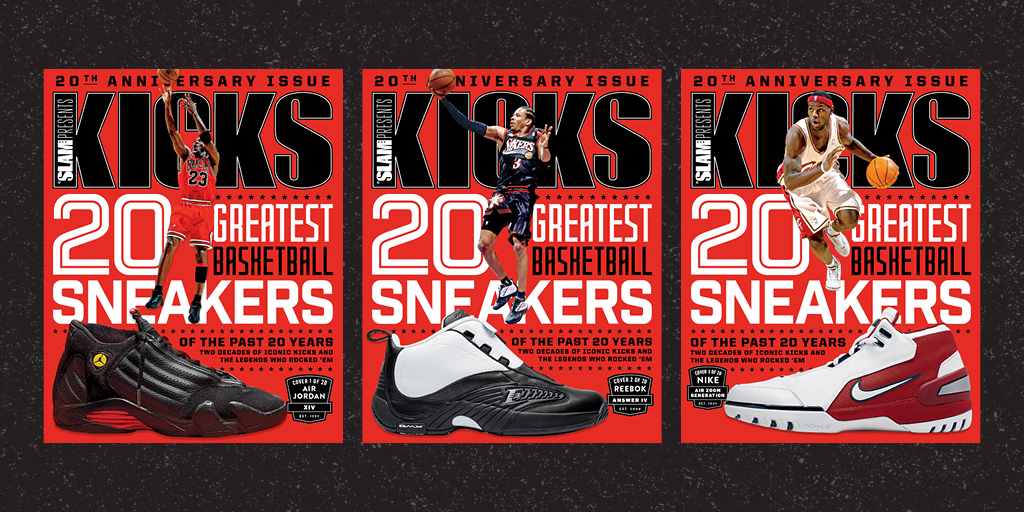 KICKS 20: The 20 Best Sneakers (and Sneaker Moments