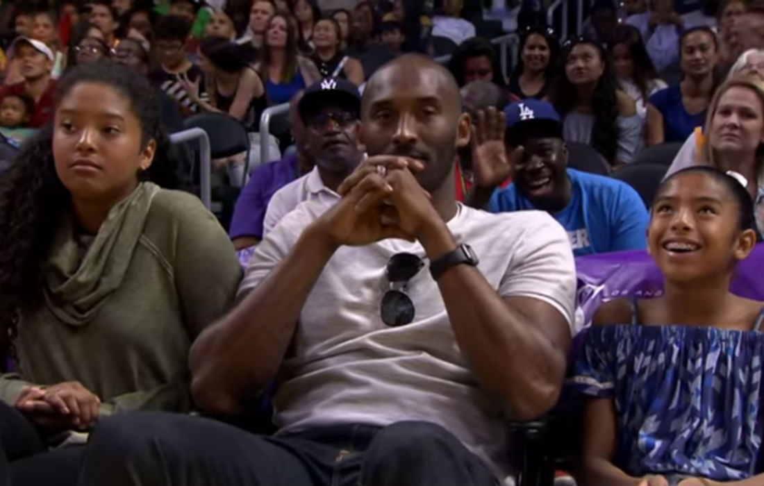 Kobe Bryant Discusses What The Wnba Means To Him And His