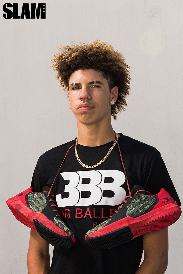 Image result for lamelo ball eating cherries