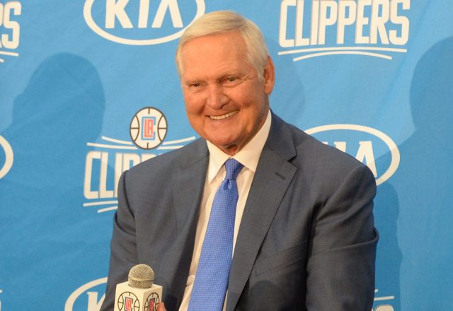 jerry west leave warriors