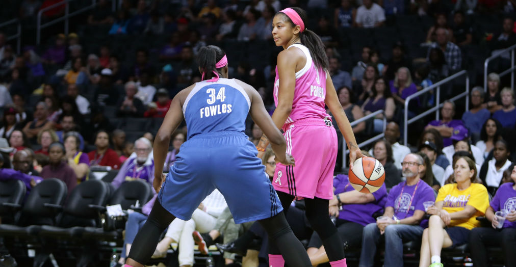 Candace Parker, Sylvia Fowles