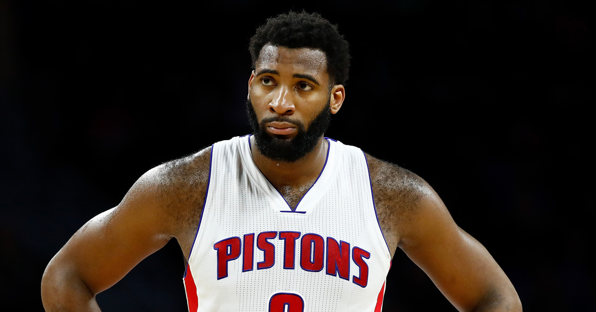 andre drummond pistons trade