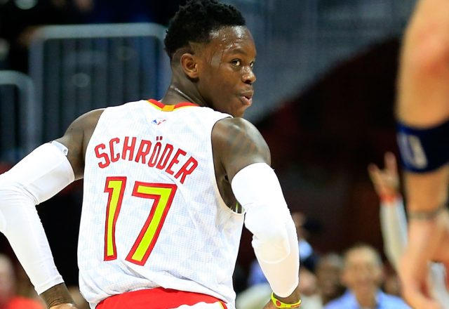 dennis schroder arrested battery
