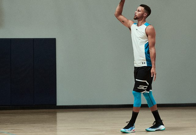 Under Armour Curry 4, Stephen Curry